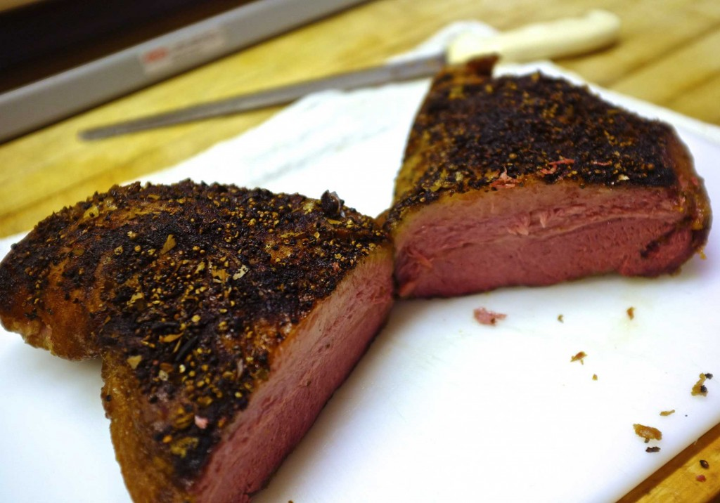 Fumare's Montreal-Pastrami-Booth