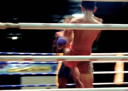 Muay Thai Kick-boxing, Bangkok