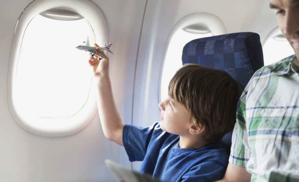 List of Resources for Traveling with Kids